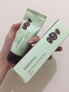 Innisfree Jeju Volcanic Color Clay Mask (Cica)