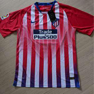 Atletico Madrid 1819 RED home jersey
