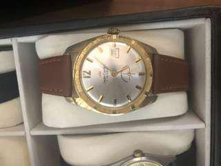Jean cardot vintage 17 jewel watch manual