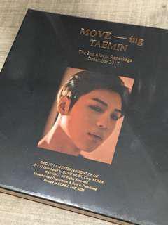 🚚 泰民TAEMIN第二張專輯MOVE-ing