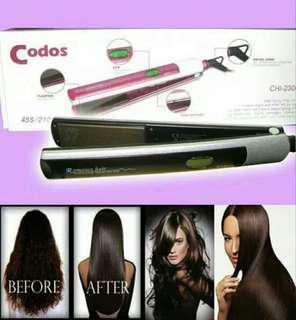Catok rambut ionic