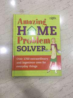 Readers Digest Amazing Home Problem Solver