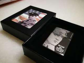 Elvis 50th Anniversary Numbered Zippo Friends Only 2008