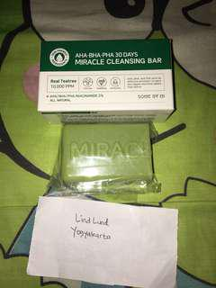 Miracle cleansing bar some by mi