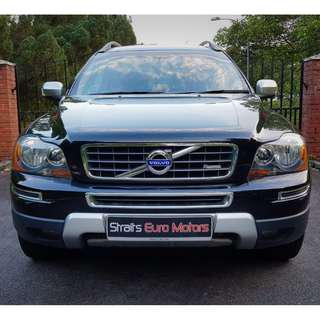Volvo XC90 2.5T 7 seater for lease!
