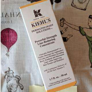 """Kiehl's  """"Powerful-Strength Line Reducing Concentrate"""""""