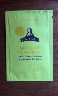 Moisture Cleansing Oil