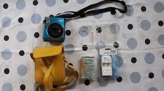 Instax Mini 70 + bag + freebies