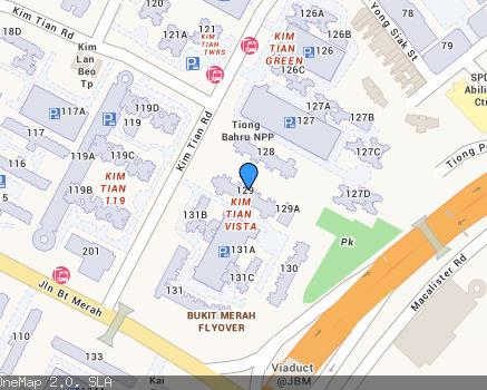 129 Kim Tian Road Shophouse For Sale & Rent
