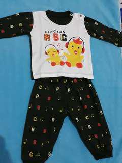 Piyama/baju tidur bayi