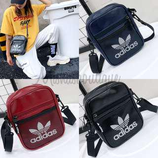 Adidas leather bags BRAND NEW WITH TAGS