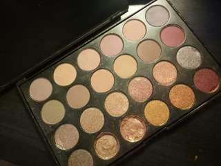 DAMAGED JCAT Eyeshadow Palette Sunset BLVD J.Cat