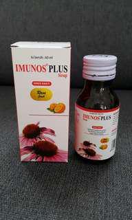 Vitamin Anak - Imunos Plus Syrup