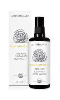 Alteya organics damascena rose water Bulgarian 保加利亞大馬士革玫瑰花水