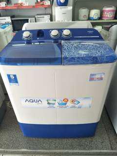 Aqua 2 tabung bisa kredit cepat