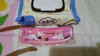 Momoberry Hello Kitty 細筆袋(包平郵)