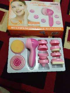 Face massage beauty device