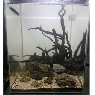 30*30*36cm Fish Tank for sale