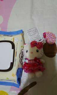 Hello Kitty USJ 細公仔