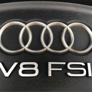 2010年 AUDI S5 4.2L 最強V8引擎 馬力可達300以上 僅此一台 錯過不在!!!