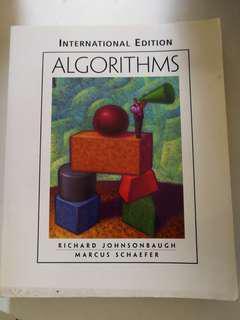 🚚 Algorithm - Textbook -