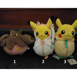 Selling Assorted Soft Toys