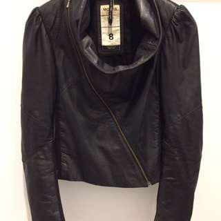 Mooks Leather Jacket