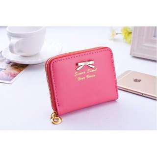 🚚 💕new arrival 💕in stock💕short wallet [Free Shipping] Ladies Wallet