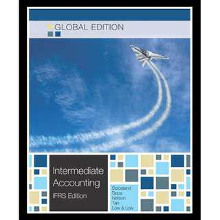 Intermediate Accounting IFRS Edition (Global Edition) Spiceland