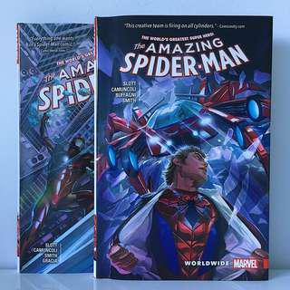 Amazing Spider-Man: Worldwide Oversized Hardcover Vol. 1 & 2