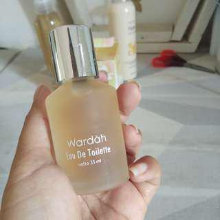 Wardah perfume flame 35ml (Parfum edt wardah)