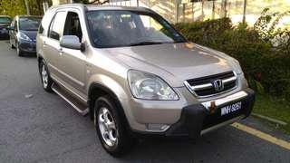 2004 Honda CR-V 2.0 i-VTEC (A) COND TIPTOP