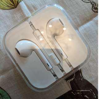 Apple 原裝耳筒