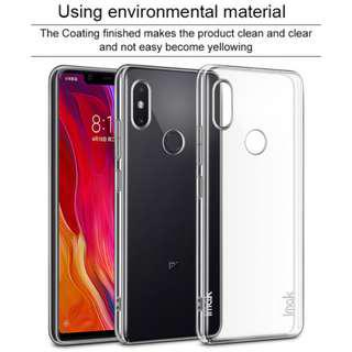 🚚 Imak Air Case II for Hard Case for Xiaomi Mi 8 SE (Clear)