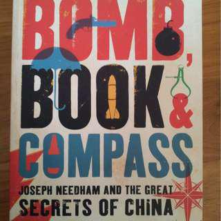 Bomb Book and Compass