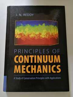 🚚 Principles of Continuum Mechanics