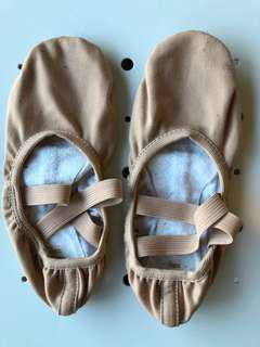 Bloch Ballet Shoes Flesh
