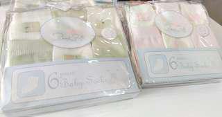 🚚 Rene Rofe Baby-嬰幼兒精品-0~9個月襪子