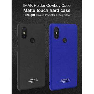 🚚 Imak Cowboy Quicksand Hard  Case for Xiaomi Mi 8 SE