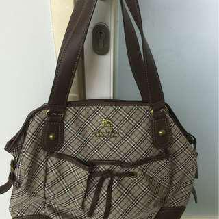 burberry blue lable