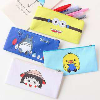 🚚 🌟Best Buy @ $2 only 🌟Cute Cartoon Pencil Case
