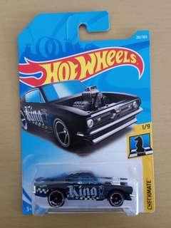 Hot Wheels king kuda