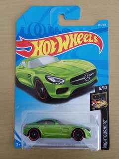 Hot wheels mercedes amg gt