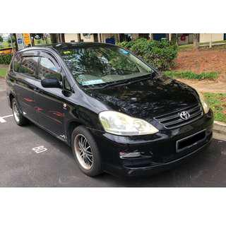 Various cars available for rent today