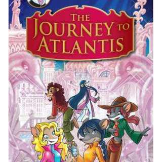 🚚 Thea Stilton Hardcover Series : The Journey of Atlantis