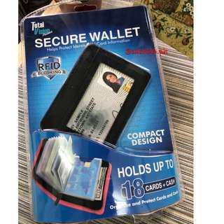 RFID Secure Wallet
