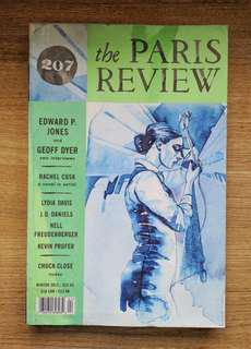 The Paris Review: Issue No. 207, Winter 2013 (Literary Magazine)