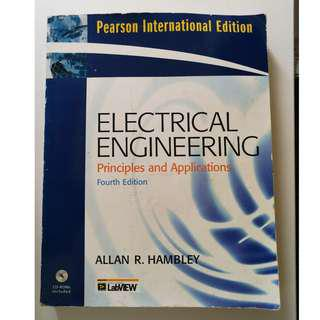 🚚 Electrical Engineering Principles and Applicatioins