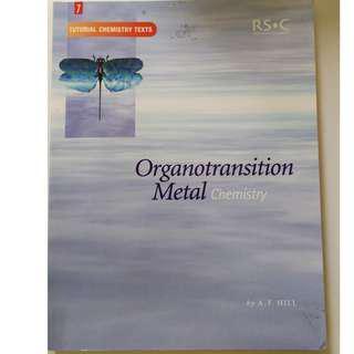 🚚 Organotransition Metal Chemistry