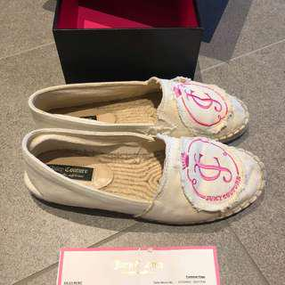 Authentic Juicy Couture Espadrilles